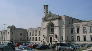 Civic Centre, Southampton