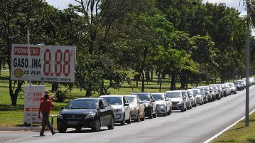 Brazil fuel strikes