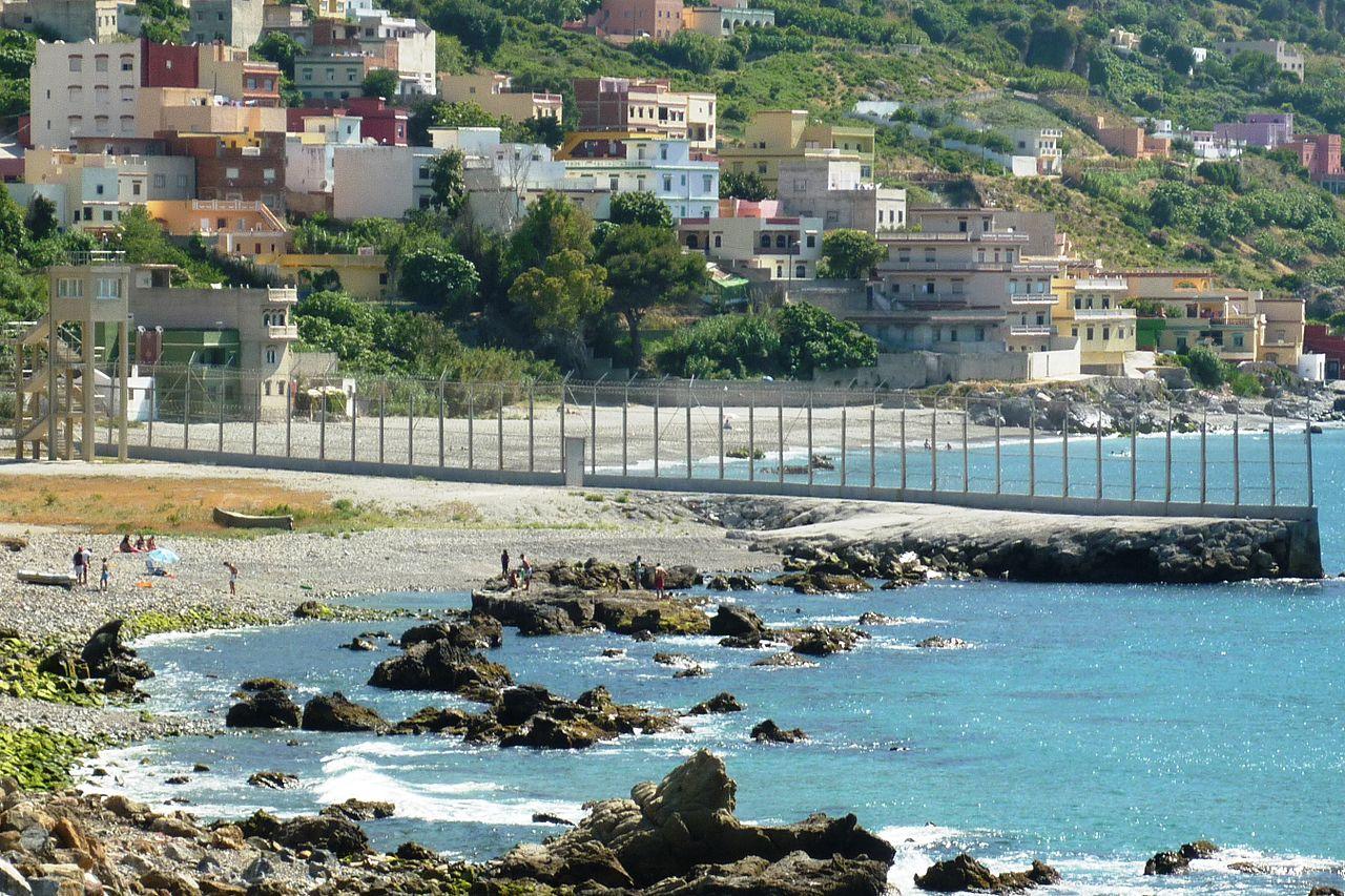 Ceuta Und Melilla