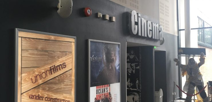 Union Films Cinema External