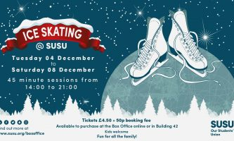 Ice-Skating Rink Comes to the University of Southampton