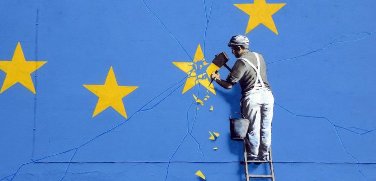 Credit: Banksy does Brexit | Duncan Hull [CC BY 2.0] via Flickr