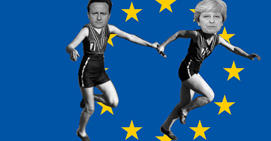 First Day of Brexit Olympics