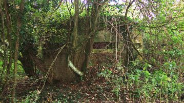 Southampton Airport Pillbox WWII