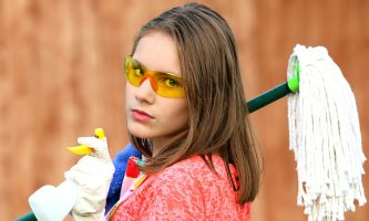 Tips For Keeping Your Student House Clean