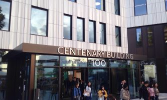Centenary Building Now Open on Highfield Campus